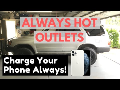 Always Hot Cigarette Outlet - Charge Phone Anytime