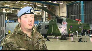 Upgrade for Mark Nine Lynx helicopter 15.12.11