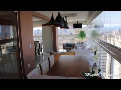 Apartamento alto padrão em Santos - Gonzaga