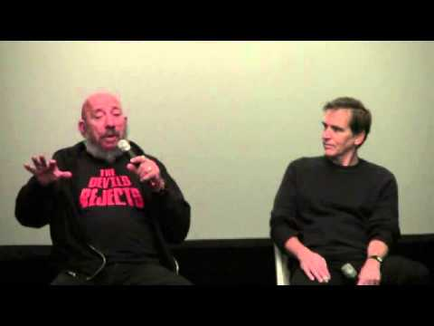 SID HAIG AND BILL MOSELEY PANEL FROM DAYS OF THE DEAD CHICAGO