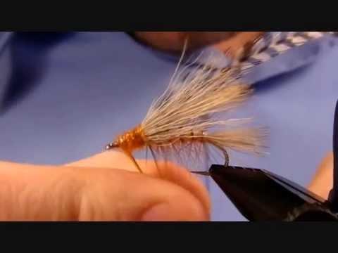Tying a Stimulator (Adult Stonefly)
