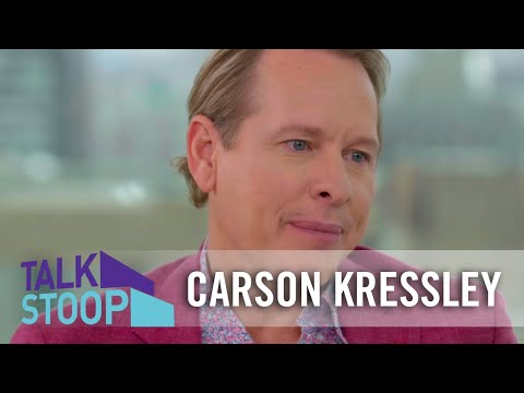 Carson Kressley on Bullying, Coming Out and LGBTQ Equality   Talk Stoop