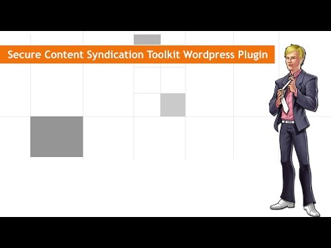 Content Syndication Toolkit, Wordpress Plugin