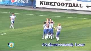 ФК Севастополь - Буковина 1-0. Кубок. 2012