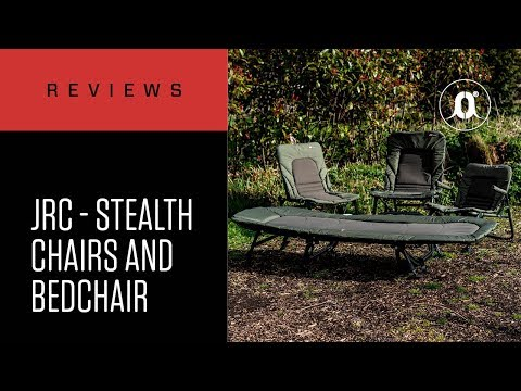 CARPologyTV - JRC Stealth Range Review