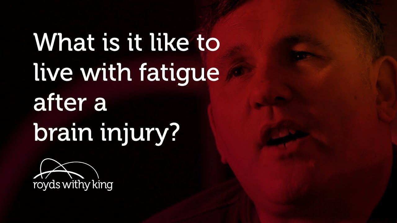 When Is Fatigue More Than Just Being Tired Royds Withy
