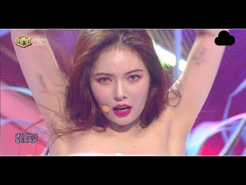 HyunA (현아) – BABE (베베) Stage Mix (교차편집)