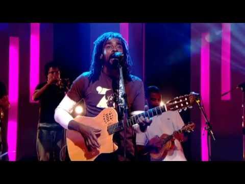 Burguesinha By Seu Jorge (Later Live - With Jools Holland)