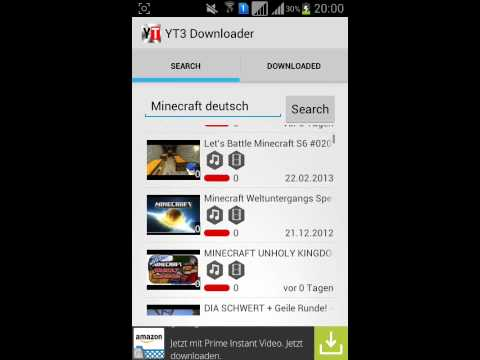 YT3 DOWNLODER 2014  (ANDROID)