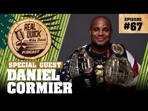 """""""Skill for skill, I am better than Miocic!"""" - Daniel Cormier & I talk everything you wanna know... Video & Timestamps!"""