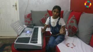 """""""أروىّ"""" عازفة البيانو الصغيرة بنجع حمادي تحلم بالعالمية"""