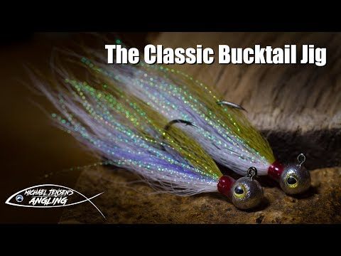 The Classic Bucktail Jig - Hair Jig Tying