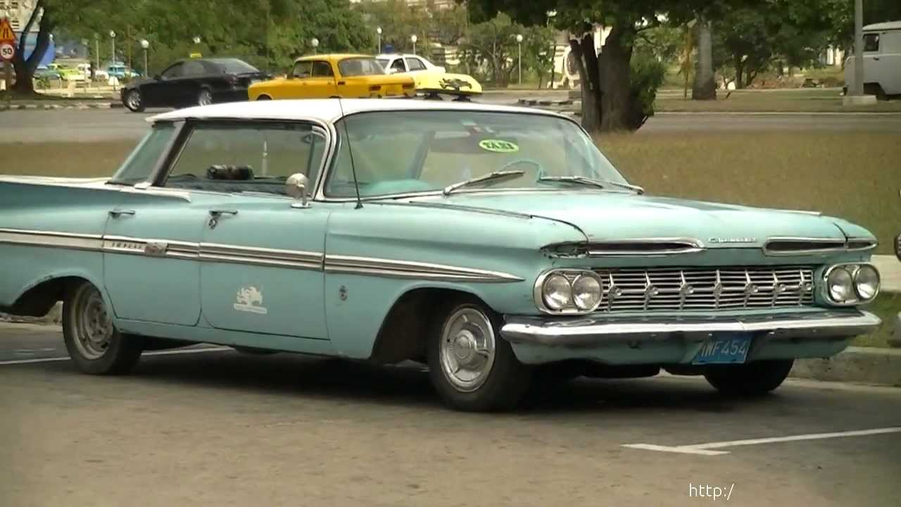 American Classic Cars In Havana Cuba The Ultimate Survivors