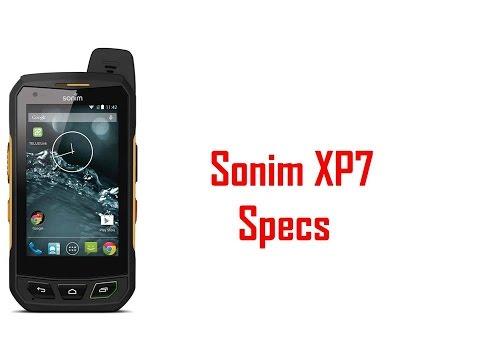 Sonim XP7 Specs & Features
