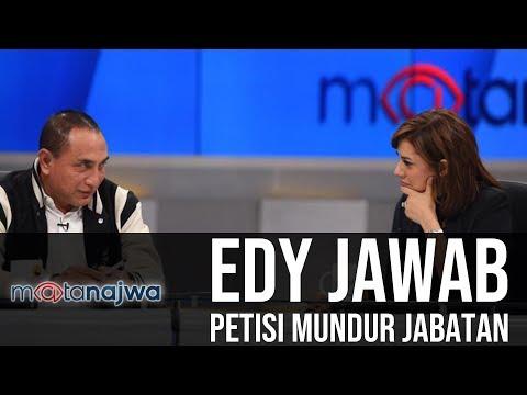 Mata Najwa - #DukaBolaKita: Edy Rahmayadi Jawab Petisi Mundur Jabatan (Part 7)