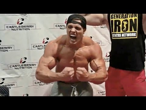 BRAD CASTLEBERRY GETS CALLED OUT IN PERSON FOR FAKE WEIGHTS!