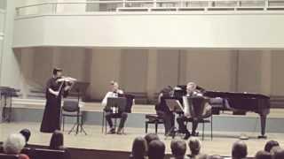 A.Piazzolla MEDITANGO - Ma'Tango quartet