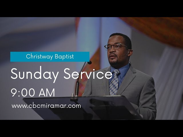 Thanksgiving service for the Life of Moveta Pinto | Christway Baptist