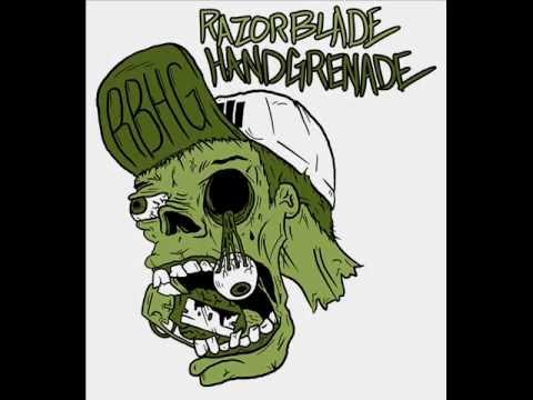 RAZORBLADE HANDGRENADE - Tales From The Bricks 2010 [FULL ALBUM]
