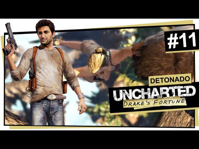 Uncharted #11 - Armadilha / Uncharted: Drake\'s Fortune (Português)
