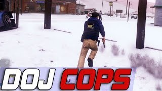 Dept. of Justice Cops #609 - Right Place, Right Time (Part 2)