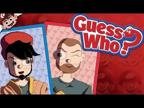 Racial Profiling: The Game!   Politically Incorrect Questions (Guess Who? Board Game In Garry's Mod)