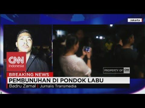 Breaking News! Perampokan di Pondok Labu, Satu Orang Tewas