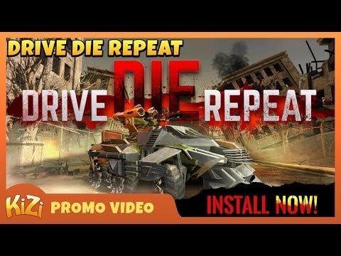 [Kizi Games] Drive Die Repeat → Promo