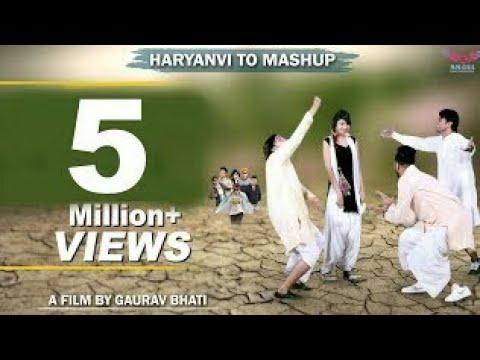 The Haryanvi Mashup 2 Dj Vicky Noida(httpdjvickynoida)desi dj records