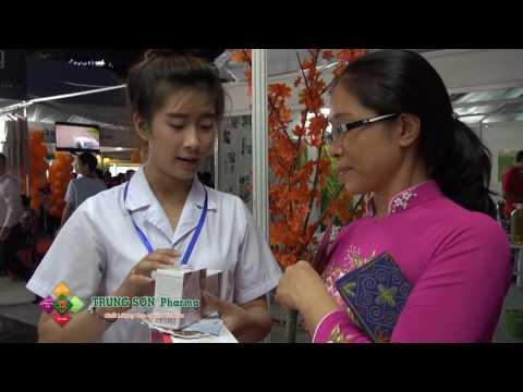 Trung Sơn Pharma - Hội chợ Việt Nhật 2015