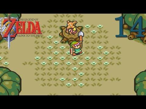 The Legend of Zelda: A Link to the Past - Episodio 14: La pala del niño flautista