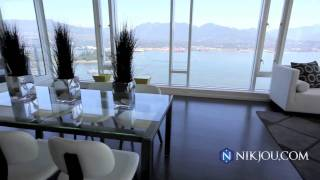 3501 - 1011 West Cordova - Fairmont Pacific Rim - 2 Bedroom Suite