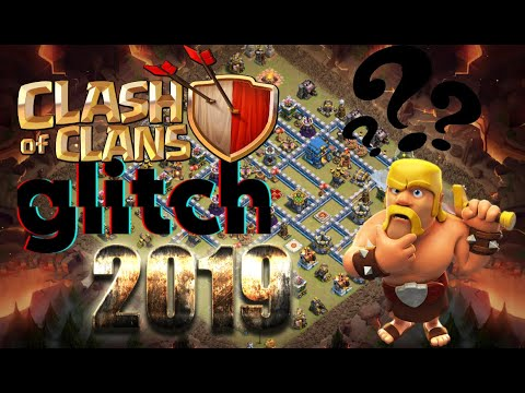 Weird But True! Clash Of Clans Glitches! *MUST SEE*