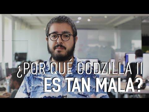 ¿Por qué Godzilla II es tan mala?