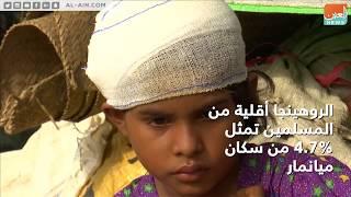 بالفيديو.. مأساة الروهينجا كما يراها الأزهر الشريف