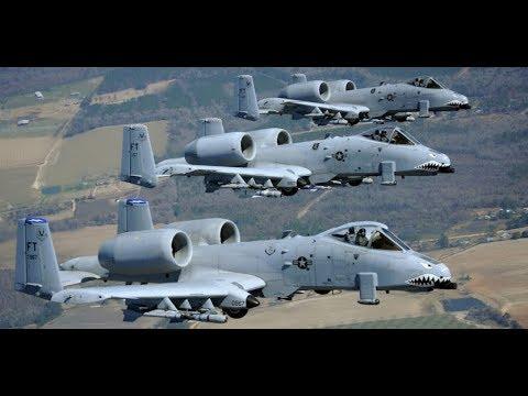 Fairchild Republic A 10 Thunderbolt II A10 Replacement Aircraft