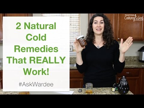2 Natural Cold Remedies That REALLY Work   #AskWardee 054