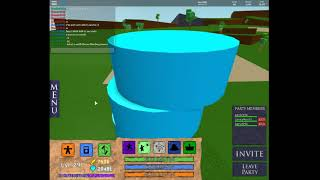 Roblox Elemental Battlegrounds: Donut293 VS Cool14352