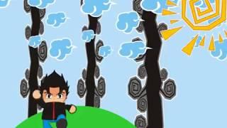 Larc En Ciel Ready Steady Go cover videoclip animasi 2D copyright 2012 Fadly iShoot