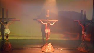 La Pasión de Cristo, Comunidad Católica Ama, Matamoros Tamaulipas, Marzo 2016
