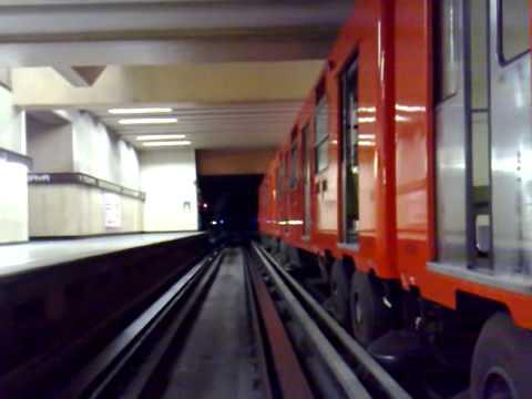 Gritos En El Metro De La Ciudad De México