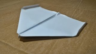 Let's make paper plane-SKYKING