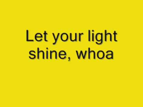 Hillsong Kids Let your light shine (lyric video)