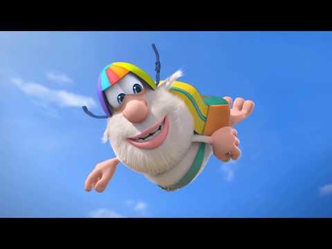 Буба 🌞 Солнечные серии ☀️🔆 Подборка - Весёлые мультики для детей - Буба МультТВ