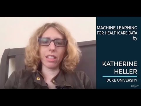 Katherine Heller – Machine Learning for Healthcare Data – AI With The Best Oct 2017
