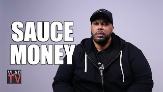 Sauce Money on Growing Up in Marcy, Meeting Jay Z at 13, Rapping Together (Part 1)