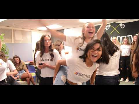 Sigma Delta Tau - SUNY New Paltz Recruitment Video