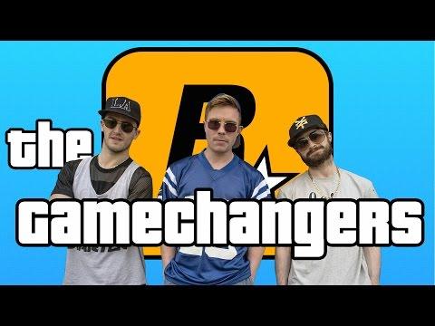 The GAMECHANGERS | GRAND THEFT AUTO movie?