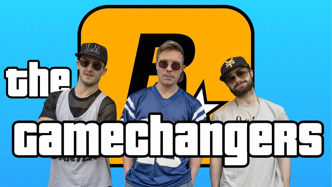 Download The GAMECHANGERS | ¿La película de GRAND THEFT AUTO?