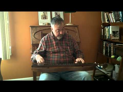 My Grandfather's Clock: on a Mountain Dulcimer